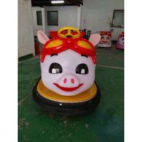 宝儿乐BEL-ZZX亲子座游乐车广场电动玩具车猪猪侠发光碰碰车价格