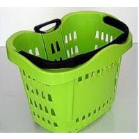 模具城专业制造塑料篮子模具