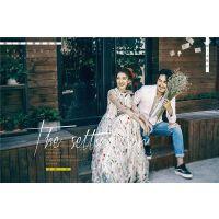 最美的郑州婚纱照客片,郑州婚纱摄影工作室的外景怎么样?
