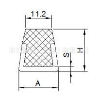 Bezel直供平头圆帽护栏A 输送机护栏 HDPE护套不锈钢骨架 输送线