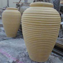 欧式玻璃钢花盆 玻璃钢花盆模具 艺宇树脂雕塑厂家定制