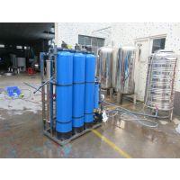 2吨软水机沐浴净水器工业家庭软水去除水垢重金属余氯软化设备