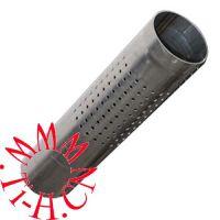 钛合金排气管,钛合金管,工业钛管