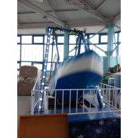 冰雪迷你海盗船厂家 郑州金山专业生产