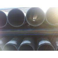 热熔pe管供应厂家 国标160pe给水管现货