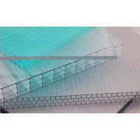 江西抚州8mm阳光板价格透明耐力板PC采光板 典晨品牌特价批发
