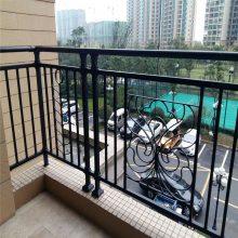 商场阳台护栏 大型广场防护栏杆 锌钢护栏价格