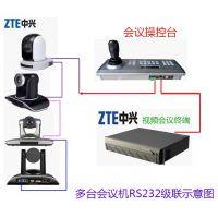 中兴ZXV10系列视频会议摄像机六维摇杆中控键盘