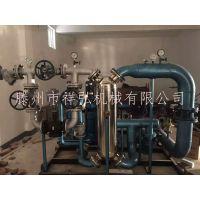 山东压力容器厂家定做 汽水螺纹缠绕管式换热器 高效蒸汽螺旋管式热