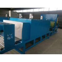 帅腾 岩棉包装机 自动封切套膜系统