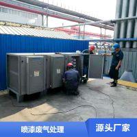 喷漆废气处理 喷漆废气处理设备 铂锐特供