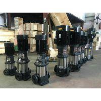 南方水泵规格型号表 CDLF8-100 4KW 湖北随州市众度泵业