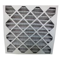 供应新风系统通风口专用纸框初效过滤器 595*595*46