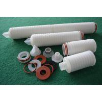 10寸滤芯纤维滤芯PP棉滤芯聚丙烯折叠过滤芯
