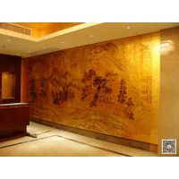专业定制定做酒店高温壁画,景德镇陶瓷定制厂家