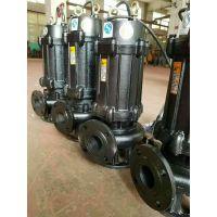 排污泵型号65QW37-13-3KW潜水无堵塞排污泵批发65QW25-15-2.2KW
