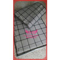 黑方块铁钩复合网 黑方块无钩复合网 黑方块无钩复合网卷网