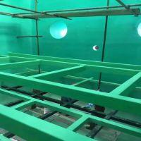 吸收塔专用高温玻璃鳞片胶泥附检验报告
