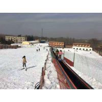 新建滑雪场运输设备 诺泰克滑雪魔毯 魔毯价格实惠运输量大