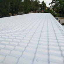 汕头屋面装饰材料ASA树脂防腐瓦全国低价批发1050mm
