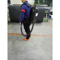 威德尔肩背式电动吸尘器 车间高空吸尘器 WD-6L
