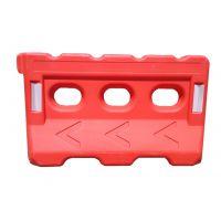 高质量防撞新料小水马隔离墩防撞桶道路栏围栏交通设施三孔吹塑
