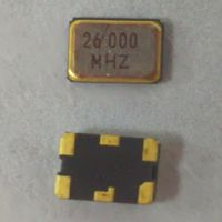JHY深圳晶华晶振厂家供应2520 26M 1.8~3.3V 有源晶振25*20mm