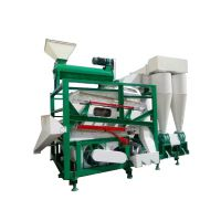 中原康地 KD-40 粮食清选机, 可筛选玉米 大豆 小麦等 多功能为一体清理除霉机