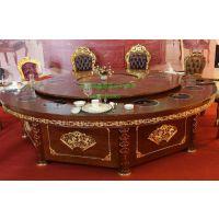 郑州鑫鑫隆厂家讲解酒店餐桌椅的规格有哪些?
