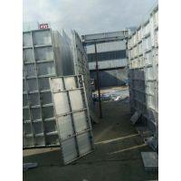 标晟铝合金模板工期短,可重复使用,稳定性高