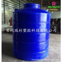 厂家定制扬州2000L塑料水桶/滚塑加工储药罐/污水处理箱 源头厂家 质量保障