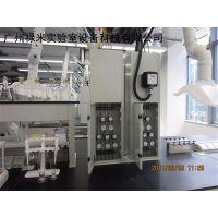 定制实验室气体管路 实验室集中供气 实验室设备 气瓶柜报警器 禄米