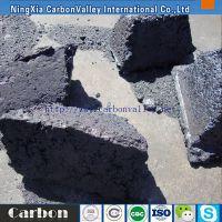 宁夏碳砖 密闭糊 小块糊 硅钙炉用电极糊 矿热炉砌筑电极糊