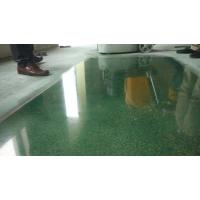 停车场光亮仿大理石地坪施工_密封固化剂地坪材料