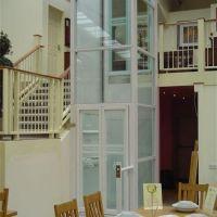 山东滨河厂家供应/定制家用无障碍电梯轮椅平台老人简易电梯