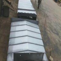 韩国斗山PUMA215II车床导轨防护罩