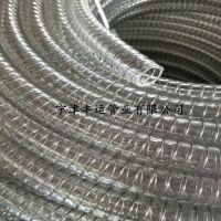 丰运食品级钢丝增强管PU钢丝管不含塑化剂输油管