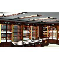 郑州药店装修设计公司那家不错,郑州传统中式药店装修设计需要注意哪些