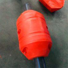 达州疏浚胶管浮体 疏浚浮子 滚塑管道浮筒批发