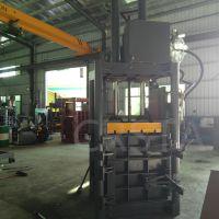 铁线捆包机液压打包,半自动生产,人工进料缓冲装置