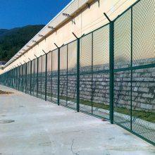 海口机场围栏网定做 高规格护栏网价格 海南铁路防护栏批发