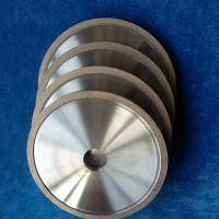 优质烧结金刚石平行砂轮 磨砂带用青铜合金砂轮磨头生产厂家