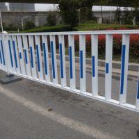 镀锌管喷塑安全施工道路护栏多少钱一米 马路防撞护栏规格1*3.08m