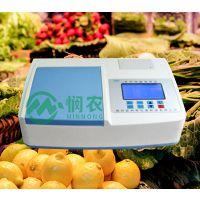 10通道手持式农药残留检测仪器悯农