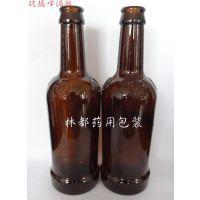 沧州林都供应330毫升玻璃啤酒瓶