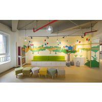 合肥幼儿园装修设计是幼儿园文化理念的体现
