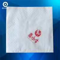 威海专供餐巾纸 230双层单色印标餐巾纸 原生木浆