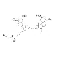 Cyanine5.5 azide(cy5-叠氮)荧光染料