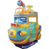 潜水艇新款摇摆机互动游戏 室内外广场商场设备 儿童乐园游戏设备 大成动漫科技
