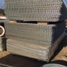 钢绞线轧花网型号 矿筛网机器 养猪用轧花网